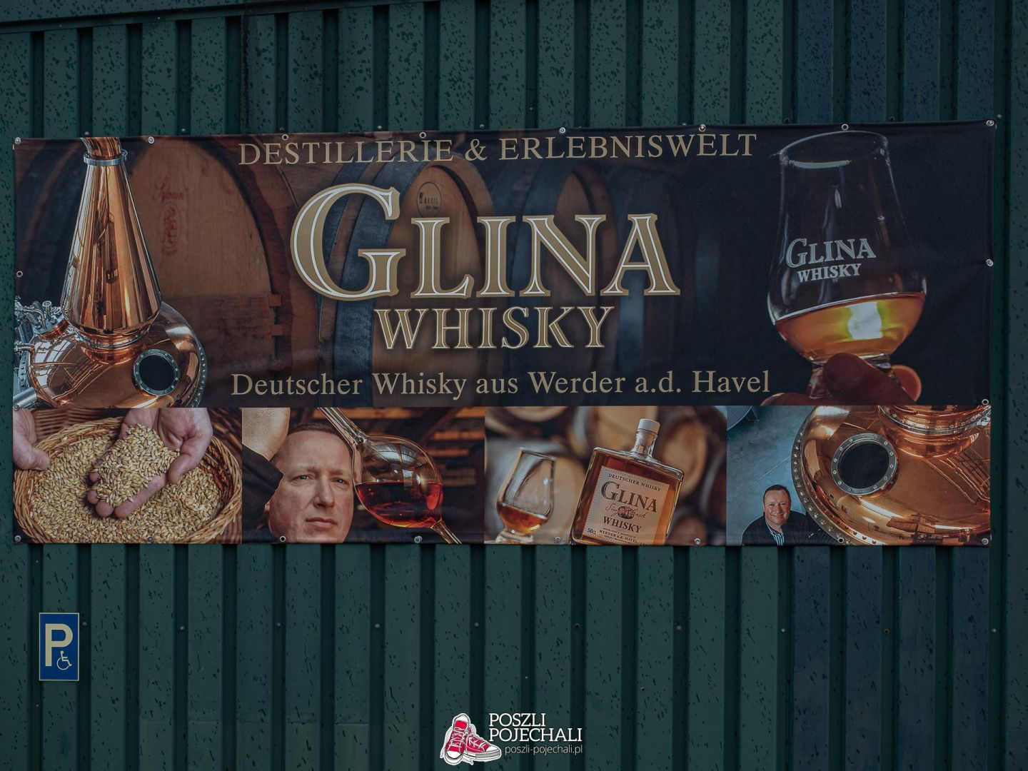 Glina Whisky, Werder a.d. Havel, Brandenburg